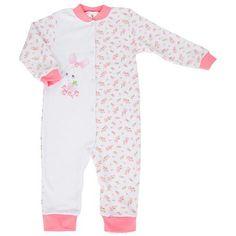 КотМарКот Комбинезон домашний  — 530р. ------------------------- Детский комбинезон для девочки КотМарКот - очень удобный и практичный вид одежды для малышей. Комбинезон выполнен из натурального хлопка, благодаря чему он необычайно мягкий и приятный на ощупь, не раздражает нежную кожу ребенка, хорошо вентилируется, и не препятствует его движениям. Комбинезон с длинными рукавами и открытыми ножками застегивается при помощи ряда кнопок спереди и по внутреннему шву штанин, что помогает легко…