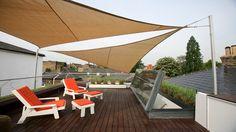 #Extension, #Roof, #Garden