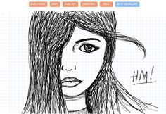 http://hakim.se/experiments/html5/sketch/#  Genial experimento con #HTML5