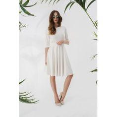 Leather 50's skirt #minimalism #bridetobe