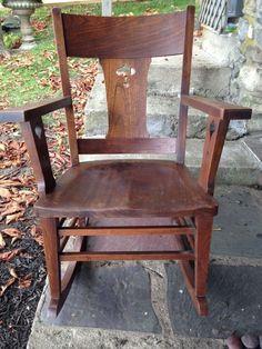 Quartersawn Oak Carved Sheboygan Drop Front Desk DR36