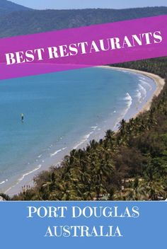 A round-up of the best restaurants in Port Douglas in Northern Queensland, Australia, all taking advantage of the fabulous fresh local produce on offer. Coast Australia, Queensland Australia, Australia Travel, Australia Honeymoon, New Travel, Family Travel, Travel Oz, Food Travel, Travel Tips