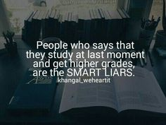 Smart liar discovered by KhanGal_WeHeartIt on We Heart It life, motivation, and school image Exam Motivation, Study Motivation Quotes, Study Quotes, Hard Quotes, Student Motivation, Motivation Inspiration, True Quotes, Qoutes, College Motivation