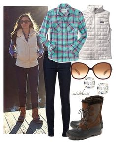 """""""Pinterest Look: Day at the Lake Outfit"""" by natihasi ❤ liked on Polyvore"""