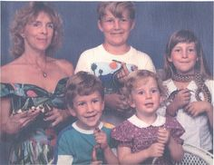 Let's all hold a snake! Girl in the top right doesn't realize it's about to get ugly! Hahah