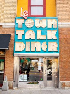 Now Open: Le Town Talk Diner French Diner and Drinkery in Hi-Lake, Minneapolis, MN
