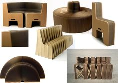 The image above is a mood board of of chairs which follow similar curves/forms as what i have discovered in my research.     After finding ... Fold Up Chairs, Tiny Furniture, Folded Up, Decoration, Curves, Woodworking, Rustic, Explore, Cool Stuff