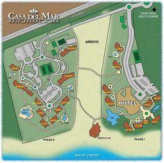 Riu Palace Cabo San Lucas General Floor Plan Of The Resort