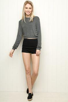 Brandy ♥ Melville | Abi Sweatshirt - Clothing