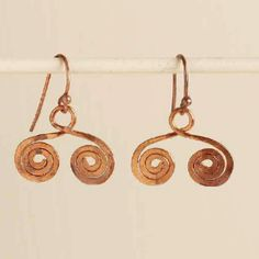 Wire Working: 10 Earrings to Make in an Hour. www.interweave.com/article/jewelry/wire-working-10-earrings-make-hour