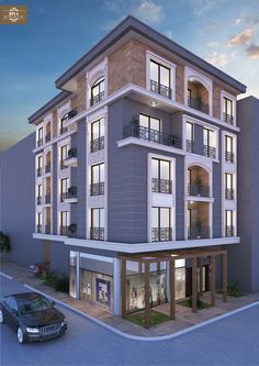 Stanch Properties is a construction company with diversified operations in to General and IndustrialCivil contracts, Power Transmission Lines, Electrical Sub-stations and Residential Apartments Building Exterior, Building Facade, Mix Use Building, Building Design, Facade Design, Exterior Design, House Front Design, Facade Architecture, Facade House