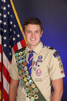 John's Eagle Scout