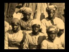 Slave Narratives Documentary - from the WPA slave narrative archives at the Library of Congress read aloud by famous African American's