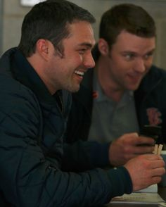 Chicago Fire: Fun times with Severide and Casey