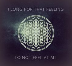 Can You Feel My Heart - Bring ME the Horizon. All of Sempiternal is just perfect.