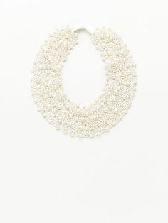 Reserved decorative collar