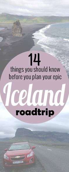 Do's and Dont's of an Iceland Road Trip