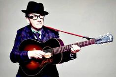 Elvis Costello and the Imposters bring the Spectacular Spinning Songbook to the Orpheum Theatre on Tuesday (April 10).