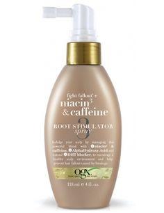 Organix Niacin& Caffeine Spray stymulujący mieszki włosowe