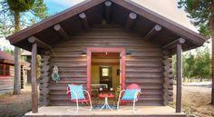 Lodging in Moran WY | Turpin Meadow Ranch