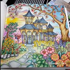 Inspirational Coloring Pages by @joanna8304  #coloriage #adultcoloring…