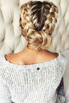 Holiday Hairstyles, Teen Hairstyles, Box Braids Hairstyles, Trending Hairstyles, Festival Hairstyles, Amazing Hairstyles, Blonde Hairstyles, Cute Braided Hairstyles, Summer Hairstyles