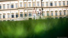 #engagement in Villa Reale Monza #bastavolersibene