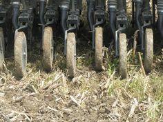 Drilling Oats at Wabash Farm.    photo credit:  Wabash Co SWCD
