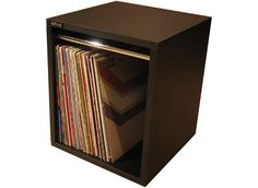 SEFOUR - VINYL RECORD CARRY BOX VC030-909 TOBA-WAL < Έπιπλα desks | DJShop