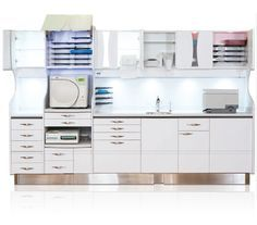 Dental Cabinetry and Furniture