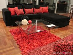 *Sillón Escaparate chaise long 2.60x1.80m. todo tapizado en tela Table, Furniture, Home Decor, Lacquer Furniture, Homes, Window Displays, Trendy Tree, Interiors, Home