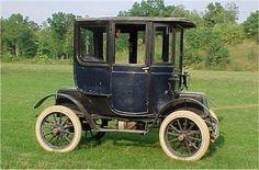 Baker electric car 1896 - 1916