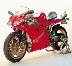 Ducati 916 SP 9