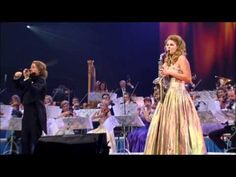 Yackety Sax. Andre Rieu orchestra. Her name is Sanne Mestrom, she comes from a small village in Limburg.