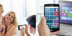 Lancet sera el primer teléfono con Windows 8.1 de LG http://j.mp/1QtKlCi |  #Gadgets, #Lancet, #LG, #Smartphone, #Windows81