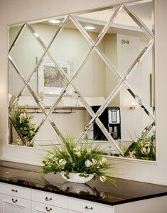 Foyer Design, Home Room Design, Home Interior Design, Living Room Designs, Mirror Decor Living Room, Living Room Partition Design, Home Entrance Decor, Luxurious Bedrooms, Ideas