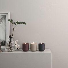 God helg  __________________________________________ @fermliving #interior #friyay #enkelfornyelse #butinox #candle #design #trend #scandinaviandesign