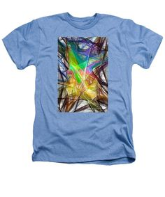Heathers T-Shirt - Abstract 9618