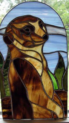 Zaphod the Meerkat