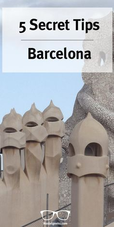 Wanna discover local travel tips for Barcelona? Download them for free at http://hostelgeeks.com/5-local-tips-for-barcelona/
