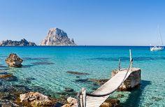 Island vibes: 7x de fijnste stranden in Ibiza - STYLETODAY