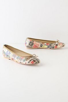 Global Postage Flats - StyleSays