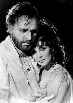 Richard Burton & Liz