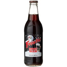 Frostie itself is a very old brand of soda. Started in 1939 they started bottling their root beer in Cantonsville, Maryland. Frostie Cherry Limeade Soda is a favorite of soda drinkers everywhere. Made