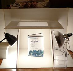 Nice How to make an inexpensive DIY light box