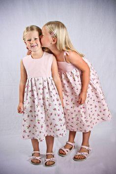 "Kleid ""Grete"" rosa"
