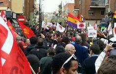 Diario Público EN DIRECTO: Marchas de la Dignidad en Madrid  Sigue en vivo la manifestación en la capital de miles de personas.  http://www.publico.es/espana/509645/en-directo-marchas-de-la-dignidad-en-madrid
