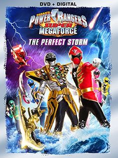 Power Rangers Super Samurai Dvd