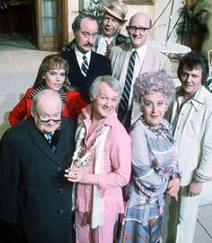 Frank Thornton dead at 92: Are You Being Served's Captain Peacock dies in his…                                                                                                                                                                                 More British Tv Comedies, Classic Comedies, British Comedy, English Comedy, British Actors, Old Tv Shows, Movies And Tv Shows, Are You Being Served, British Humor
