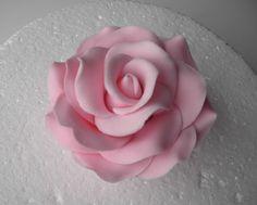 how to make a sugar rose